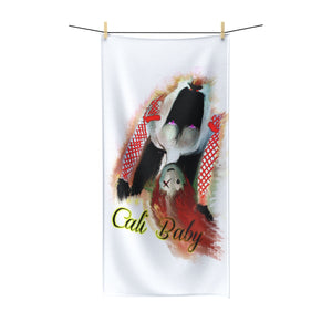 Polycotton Towel Cali girl