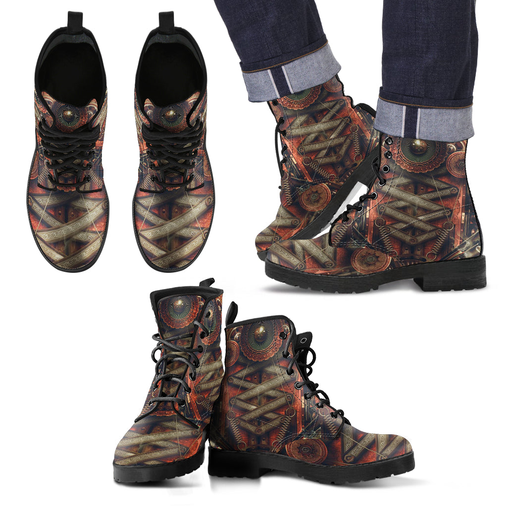 Men's Leather Boots mens leather boots
