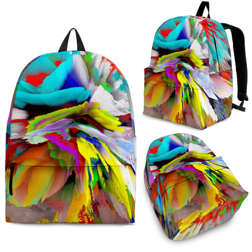 Backpacks Flower burst