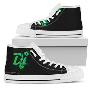 Men's high Top Shoes DJ wh