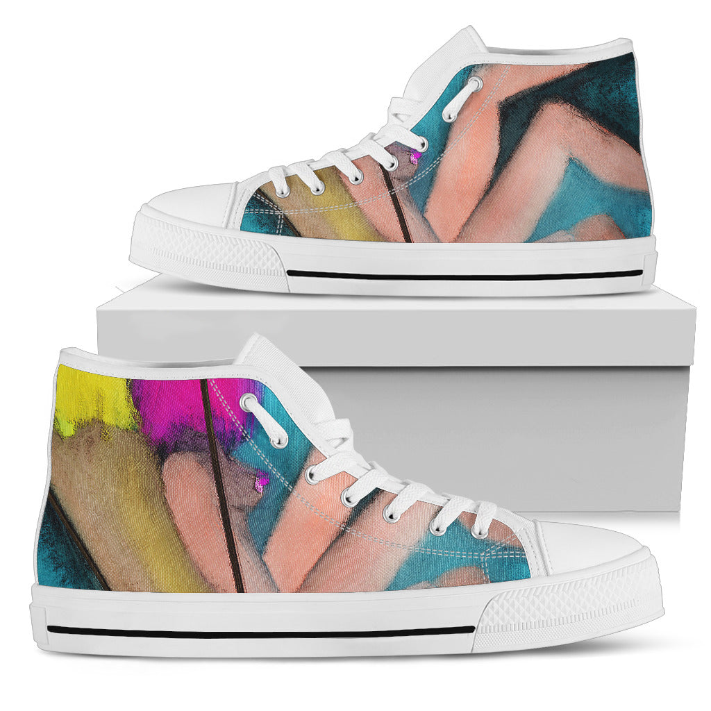 Women's high Top Shoes duces wild