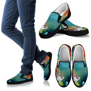 Men's slipon shoes Ocean fishing