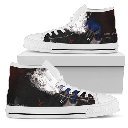 Men's high Top Shoes soultaker wh