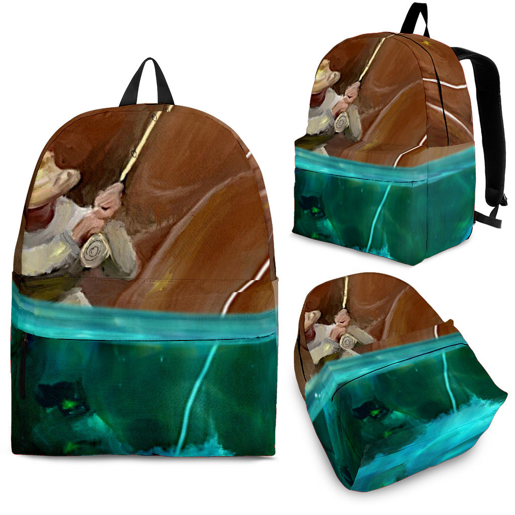 Backpacks Fishing
