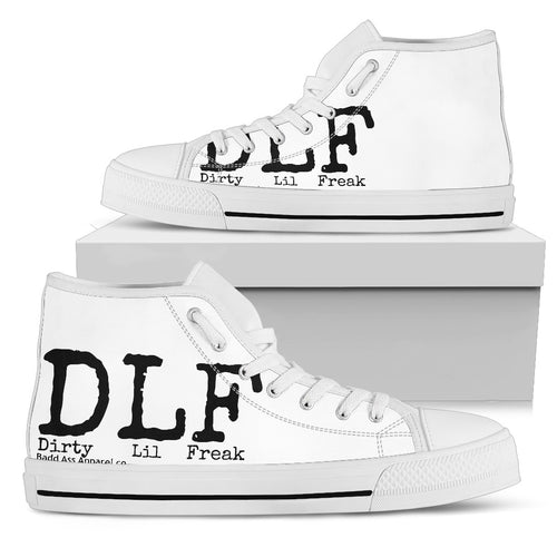 Women's high Top Shoes DLF wh