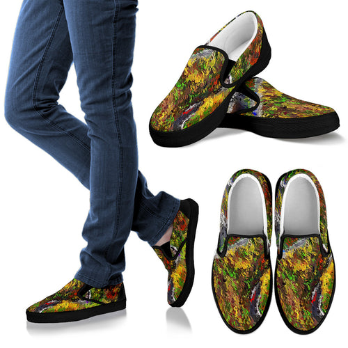 Men's slipons shoes The Dragon tn