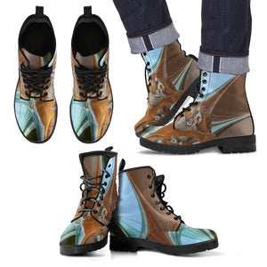 Men's leather boots Fisherman1 leather
