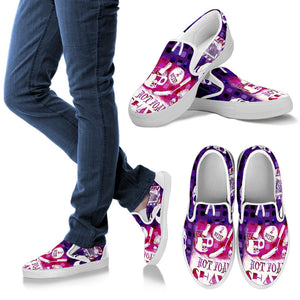 womens Slipons Barber theme