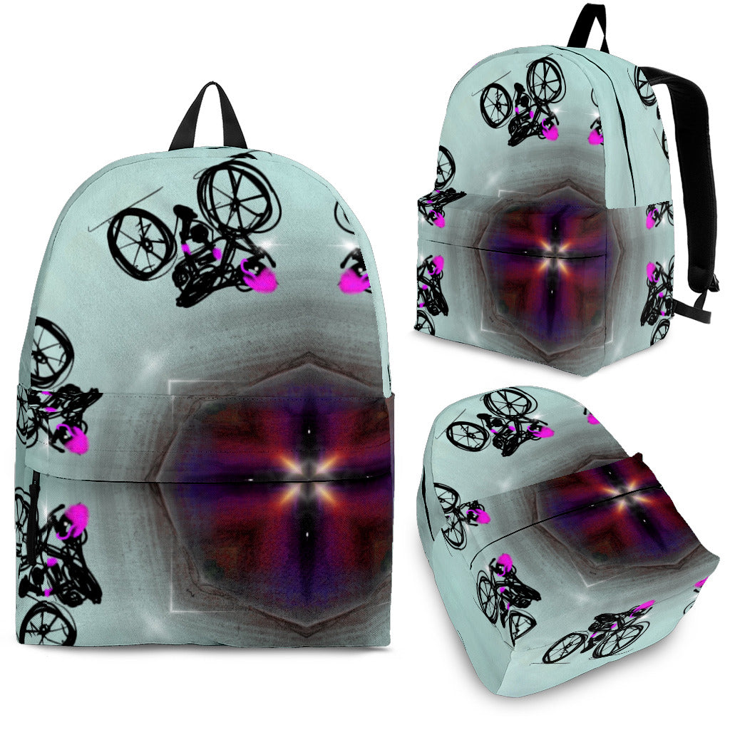 backpacks cycling