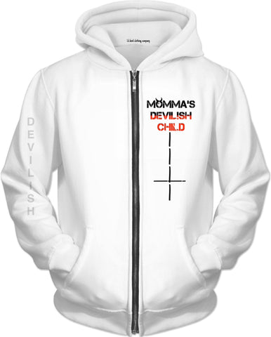 Hoodies Devilish 10