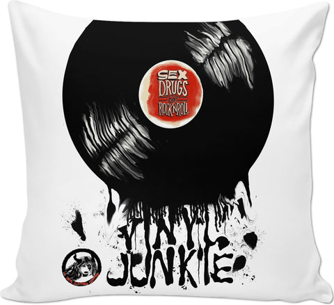 Couch Pillows Vinyl Junkie