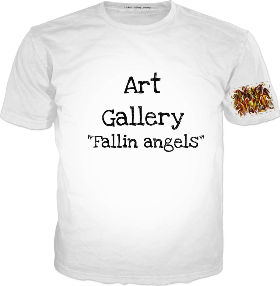 T-shirts Art Gallery Fallen Angels