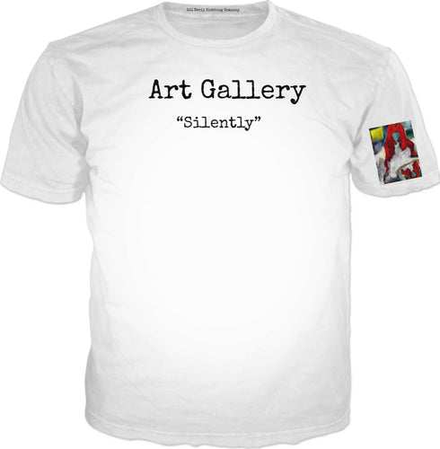 T-shirts Art Gallery Silently