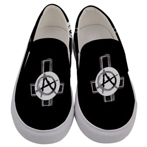 Men's slipons anarchy