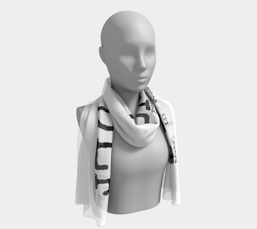 Fashion scarves DLF