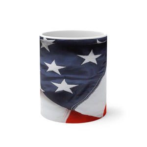 Mugs/Color Changing Mug American flag
