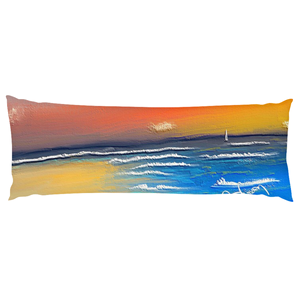 Body Pillows sunset