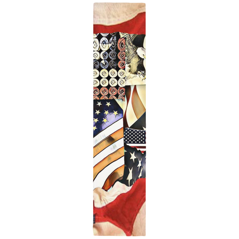 Table Runners USA patriot