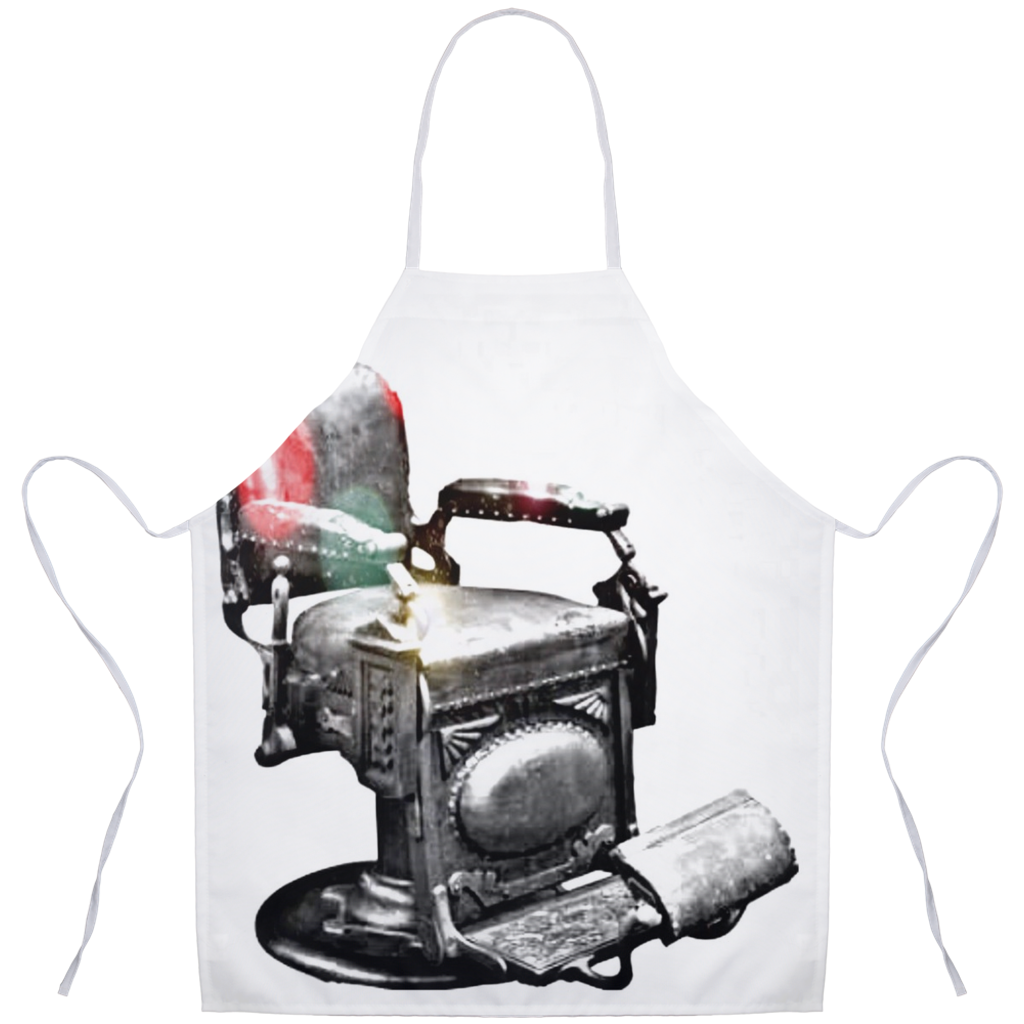 Apron Barber chair
