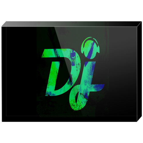 Acrylic Blocks dj