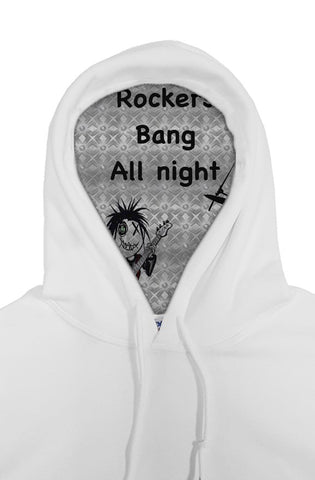 Rockers bang all night