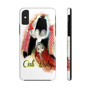 Case Mate Tough Phone Cases Cali baby