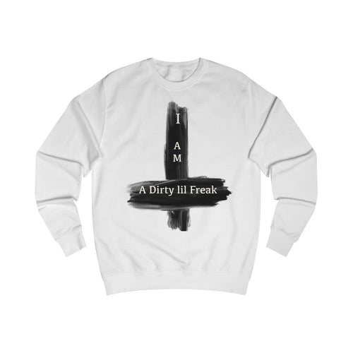 Men's Sweatshirt I am a dld