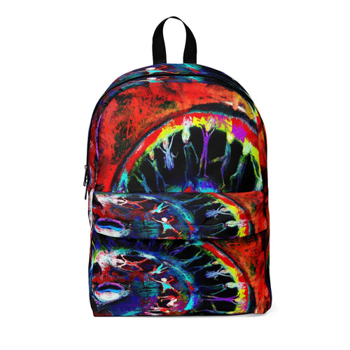 Unisex Classic Backpack Fig 1