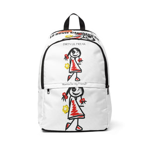 Unisex Fabric Backpack wanna be dof