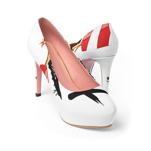Women's Platform Heels Love It usa