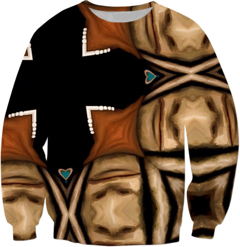Sweatshirts Abstract Collection Indian