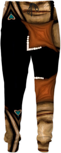 Joggers Abstract Collection Indian29