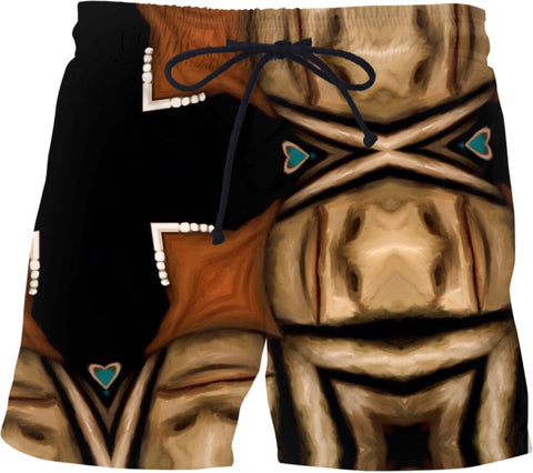 Swim shorts Abstract Collection Indian18