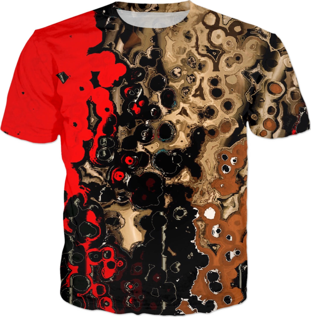 T-shirts Abstract Collection Indian91