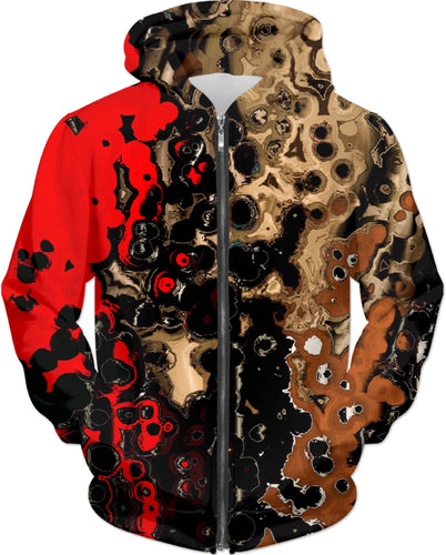 Hoodies Abstract Collection Indian44