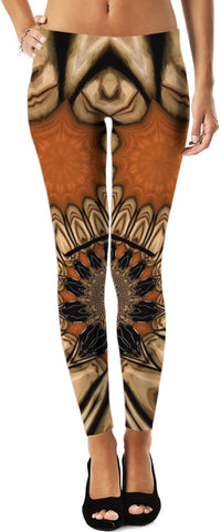 Leggings Abstract Collection Indian10