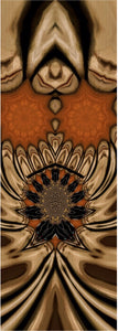 Yoga mat Abstract Collection Indian1