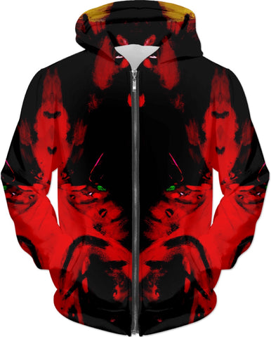 Hoodie Abstract Collection1