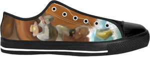 Low top shoes Abstract Collection Fishing