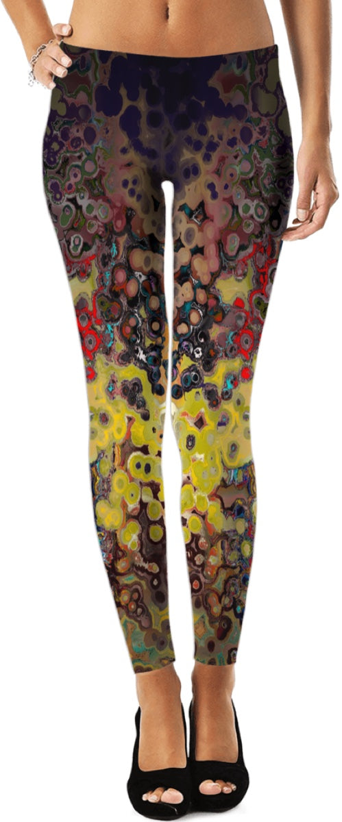 Leggings Abstract Collection13