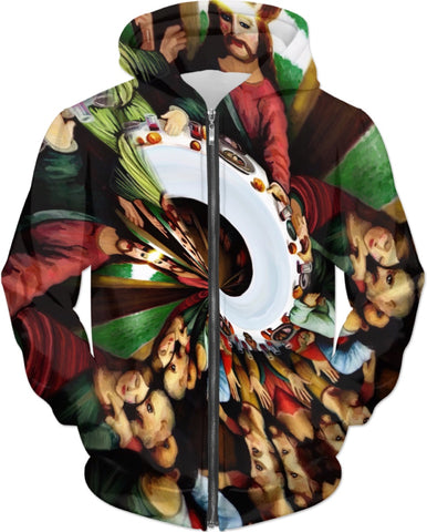 Hoodies Abstract Collection Jesus46