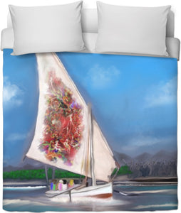 Duvet covers Abstract Collection sailing