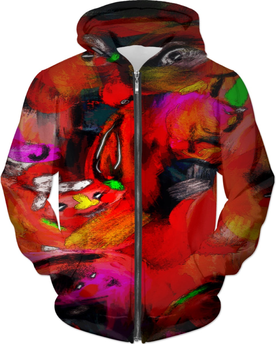 Hoodies Abstract Collection11