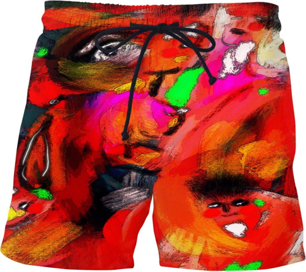 Swim shorts Abstract Collection swim shorts28