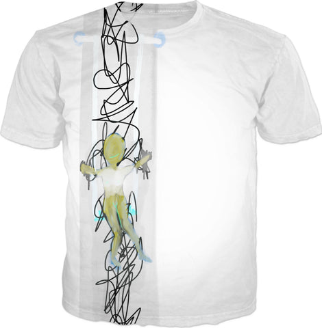 T-shirt Abstract Collection Swing