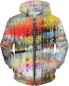 Hoodie Abstract Collection3