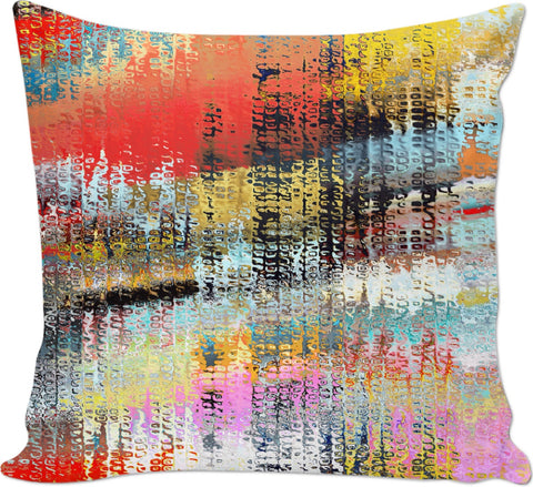 Couch pillows Abstract Collection9