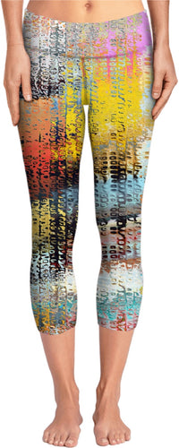 Yoga pants Abstract Collection 2