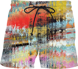 Swim shorts Abstract Collection swim shorts26