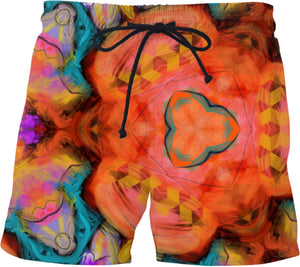 Swim shorts Abstract Collection swim shorts25